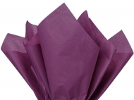 Soft Tissue Paper Heyda 50 x 70 cm, pack of 5 Sheets - Violet