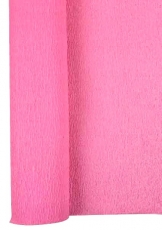 Pink Crepe Paper Roll 50 x 250 cm Heyda