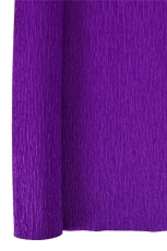 Lilac Crepe Paper Roll 50 x 250 cm Heyda