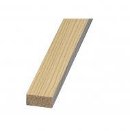 Pine Stripwood : 2 x 10 mm : Length 1 m