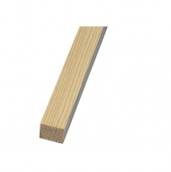 Pine Stripwood : 8 x 8 mm : Length 1 m