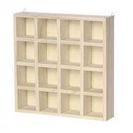 Wall Hanging Small Wooden Organizer Knorr Prandell