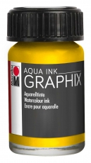 Marabu Graphix Aqua Ink - Lemon