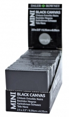 Daler Rowney Black Mini Canvas 6x6 cm