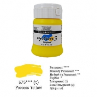 Daler-Rowney System 3 Acrylic - Process Yellow