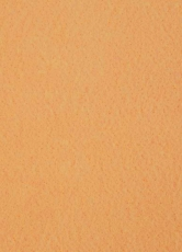 Acrylic Craft Felt A4 thickness 1 mm Yellow Skin Colour