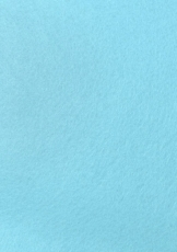 Acrylic Craft Felt A4 thickness 1 mm Light Blue