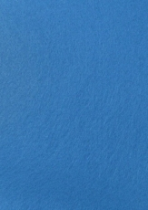 Acrylic Craft Felt A4 thickness 1 mm Brilliant Blue