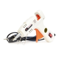 Mini Hot Glue Gun with High & Low Temperature Settings : 15 or 25 W