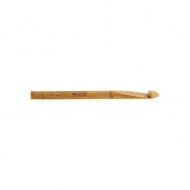 KPC crochet hook bamboo 10 mm