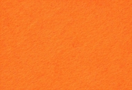 Acrylic Craft Felt Thickness 1 mm, Width 85 cm Orange