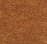 Soft Acrylic Craft Felt 15x15 cm thickness 1.5 mm Brown