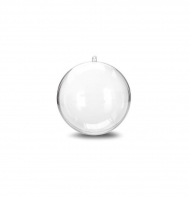 Fillable Clear Acrylic Ball 40 mm