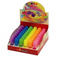 Brunnen Mini Highlighter Pen with Fruit Scent