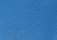 Soft Acrylic Craft Felt Thickness 1.5 mm, Width 90 cm Medium Blue