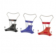 Plastic Reading Stand, Available in Red, Blue, Black