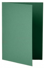 pack of 25 Green Recycled Card Blanks