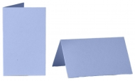 pack of 25 Small Card Blanks/Table Place Cards - Blue Night
