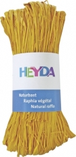 Natural Raffia bundle with 50 g - Light Yellow