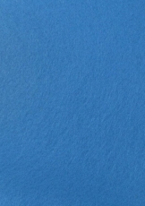 Acrylic Craft Felt A4 thickness 3 mm Brilliant Blue