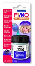 Staedtler Fimo Polymer Clay Satin Varnish 35 ml
