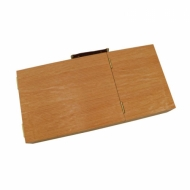 Wooden Artist Materials Box with Brush Stand D.K. Art & Craft 33 x 16.5 x 5 cm
