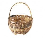 Knorr Prandell Miniature Woven Bamboo Basket 3 cm