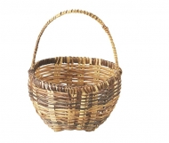 Knorr Prandell Miniature Woven Bamboo Basket 4 cm