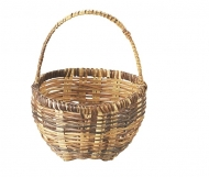 Knorr Prandell Miniature Woven Bamboo Basket 5 cm