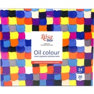 Rosa Studio Oil Paint Set 24 x 20 ml