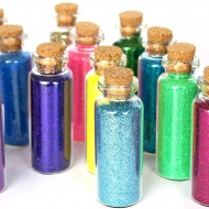 Polyester Glitter Powder Copper