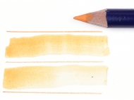 Watersoluble Pencil Derwent Inktense 0250 Cadmium Orange