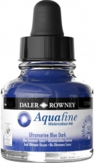 Watercolour Ink Daler-Rowney Aquafine 29 ml -  Coeruleum