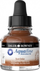 Watercolour Ink Daler-Rowney Aquafine 29 ml - Phthalo Blue
