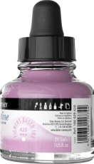 Watercolour Ink Daler-Rowney Aquafine 29 ml - Quinacridone Magenta