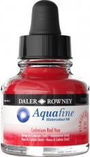 Watercolour Ink Daler-Rowney Aquafine 29 ml - Ultramarine Pink
