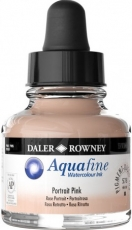 Watercolour Ink Daler-Rowney Aquafine 29 ml - Cadmium Red Hue