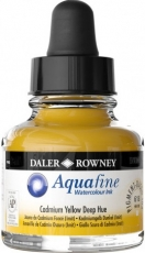 Watercolour Ink Daler-Rowney Aquafine 29 ml - Portrait Pink