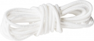 Rubber Cord 1.5 m Ø 2 mm white