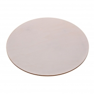 Round Plywood Sheet 2.8 mm 30 cm