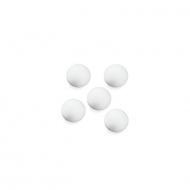 Compressed Cotton Ball : Pack of 50 : 1 cm