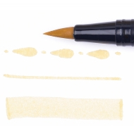 Tombow Dual Brush Pen ABT-991 Light Ochre