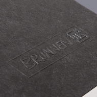 Dotted Notebook Brunnen : 90 gsm : 96 sheets : A5