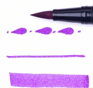 Tombow Dual Brush Pen ABT-685 Deep Magenta