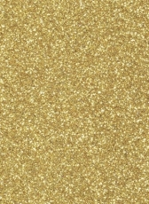EVA Foam Rubber Knorr Prandell 20x30 cm Glitter Golden Yellow