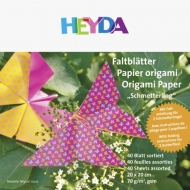 Origami Paper Set Butterfly