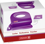Punch Removable Paper Guide Purple