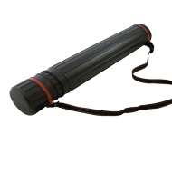 Teletube Container with Strap : Diameter 10 cm : Maximum Length 104 cm