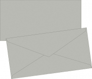 Chamois Envelope DL (110 mm x 220 mm)