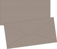 Light Green Envelope DL (110 mm x 220 mm)